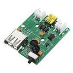 Оригинал 3.7V Lithium Батарея Солнечная Контроллер USB-плата для зарядного модуля