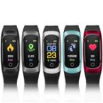 Оригинал BakeeyCB609ЦветДисплейКровяноедавление Сердце Рейтинг Sleep Монитор Smart Watch