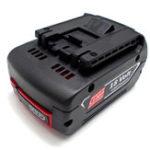 Оригинал 18V 4.0AH Li Lithium Батарея Li-ion Запасная мощность Инструмент Для Bosch Набор