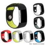 Оригинал 20ммСиликоновыйЧасыСтандартыЗамена для Fitbit Charge 2
