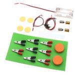 Оригинал Серия Parallel Circuits Physics Experiment DIY Научные развивающие игрушки Набор