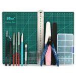 Оригинал DIY Modeler Basic Набор Craft Set Hobby Model Building Набор Шлифовка для GUNDAM