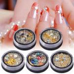 Оригинал 3D Ногти Художественные стразы Crystal Diamonds