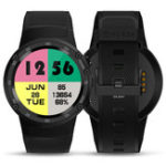 Оригинал ZeblazeTHOR41,39дюймаAmoled 4G LTE 1GB + 16GB GPS WIFI Android 7,0 5.0MP камера Smart Watch Phone