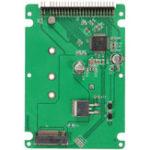 Оригинал M.2 NGFF SATA SSD до 2.5 IDE конвертер с разрешением Чехол