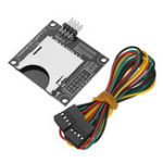 Оригинал 45 * 40 мм Независимый внешний слот для SD-карт с 20-сантиметровым Dupont-кабелем Аксессуары для 3D-принтеров