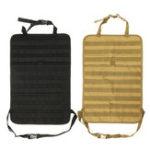 Оригинал Авто Nylon Складская сумка для хранения Органайзер Держатель для хранения карт Multi Pocket Travel Hanging Сумка