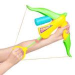 Оригинал Cikoo Child Gun Игрушка Bow Arrow Spray Water Summer На открытом воздухе Для взрослых Boy Girl Play Water Пляжный Play Toy