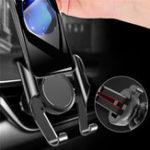 Оригинал Универсальный поворот на 360 градусов Авто Подставка для крепления держателя для воздуховодов для iPhone Xiaomi Mobile Phone