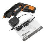 Оригинал WORX® 4V Lithium Electric Отвертка Аккумуляторный слайдер Бытовая аккумуляторная батарея Отвертка