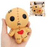 Оригинал Cutie Creative Mummy Squishy 13см Медленное восхождение с коллекцией подарков подарков Soft Toy