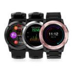 Оригинал BakeeyH1-JM013GWiFiSIM-звонокGPS Сердце Rate Sleep Монитор Tracker Шагомер Phone Smart Watch