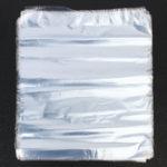 Оригинал 50Pcs Термоусадочная пленка Wrap Film Clear Heat Seal Сумки Мыло Свечи Упаковка 40X46cm Печать уплотнения