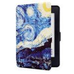 Оригинал ABS Пластиковый звездный Sky Окрашенный защитный чехол для смарт-сна Чехол Для Kindle Paperwhite 1/2/3 eBook Reader