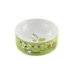 Оригинал Large Керамический Чаша для домашних животных для миски для еды и воды Большие кормушки для домашних животных Двойные чаши для среднего разм