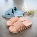 Оригинал XIAOMIOneCloudHomeВаннаякомната Antiskid Safe Массаж антибактериальный Quick Dry Soft Elastic Тапки