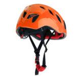 Оригинал На открытом воздухе Unisex PC EPS Регулируемый безопасный скалолазающий спасательный шлем