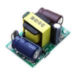 Оригинал AC-DC 5V600mA Блок питания блока питания Bare Board LED Блок питания Micro Power Board