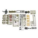 Оригинал HengLong 1/16 USA Шерман M4A3 RC Tank 3898 Модель Пластиковые аксессуары Запчасти Сумка