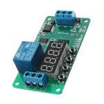 Оригинал DC 12V CE030 Многофункциональное реле самоблокировки реле PLC Модуль задержки таймера