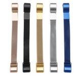 Оригинал L Размер Миланской петли из нержавеющей стали Браслет Часы Стандарты Для Fitbit Alta ремешок Alta HR Стандарты