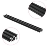 Оригинал Machifit 500 мм 2040 V-образный алюминиевый профиль Экструзионная рама DIY CNC Инструмент Черный