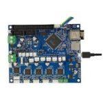 Оригинал Duet Wifi Контрольная панель Upgrade Control DuetWifi Продвинутая 32-разрядная материнская плата для 3D-принтера / CNC-машины