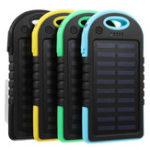 Оригинал Портативный 30000mAh Солнечная Банк питания USB Батарея Зарядное устройство для планшета для планшетных ПК