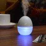 Оригинал USB LED Очиститель увлажнителя Night Light