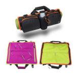 Оригинал Bubm YJB Multi-Purpose Yoga Roll Pack Yoga Mat Сумка Спортзал Поперечное сечение Сумка Регулируемое плечо Сумка Сумка Tote Сумки