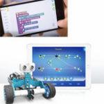 Оригинал ODEV Tomo STEM Авто 2-в-1 Science Toy Transformable Программируемый APP 2828804 Транспортное средство Набор