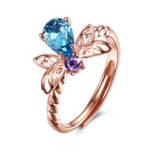 Оригинал Серебряное кольцо из серебра 925 пробы для Женское
