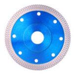 Оригинал 4.5 дюймов Супер тонкий алмазный круглый пильный диск Керамический Фарфоровая плитка для резки