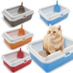 Оригинал Pet Кот Туалетный лоток Кот Pad Крытый Pet Potty Pet Туалет щенок Pee Обучение Чистый лоток Pee Pad