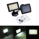 Оригинал Solar Power 99 LED PIR Motion Sensor Flood Wall Light Waterproof Outdoor Garden Security Lamp