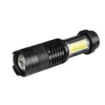 Оригинал XANESSK68-COBXPE+COB1000Lumens 4Modes Zoomable Тактический EDC LED Фонарик