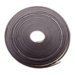 Оригинал 10M 32FT Self Adhesive Flexible Soft Резиновая магнитная лента Неодимовый магнит DIY Craft Strip