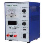 Оригинал YIHUA 1503D 15V 3A 110V / 220V Прецизионная переменная Dual Digital DC Power Lab Lab Test