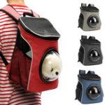 Оригинал 30x24x35cmCarrier Собака Кот Рюкзак Космическая капсула Shaped Pet Travel Portable Сумка