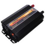 Оригинал 1200W 12 / 24V-220V Солнечная Инвертер Модифицированная синусоидальная волна с Sigital Дисплей Dual USB Multiple Outlets