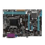 Оригинал Поддержка материнской платы H81 LGA1150 Intel i3 / i5 / i7 Серия CPU / Pentium / Celeron Series CPU
