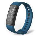 Оригинал LenovoCardioPlusHX03W0,96дюйма OLED IP68 Водонепроницаемы Сердце Скорость сна Монитор Smart Wristband