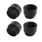 Оригинал 4 PCS Universal M12 Объектив Удлинительное металлическое кольцо DIY для FPV камера