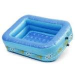 Оригинал Детские дети Малыш Ребенок ПВХ Надувные бассейны Ванны Спа Летняя забавная игрушка