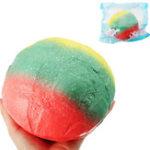 Оригинал Cooland Squishy Colorful Ананас 15 * 8.5 см Медленный рост с подарком коллекции упаковки Soft Игрушка