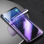 Оригинал CafeleАнтиBlueLightHydrogelScreen Protector для Samsung GalaxyS8Plus Clear 3D Curved Edge