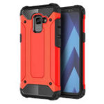 Оригинал BakeeyБроняПротивоударнаяЗащитнаяЧехолДля Samsung Galaxy A8 Plus 2018