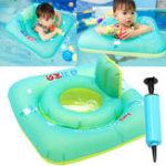Оригинал Детское надувное плавание Бассейн Поплавки Плавающие кольца Ride Safety Chair Raft Пляжный Toy