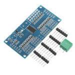 Оригинал 3шт Arduino 16 Дорога PWM/Сервопривод / Привод рулевого управления Пластина Робот модуля контроллера IIC PCA9685