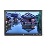 Оригинал 17 дюймов HD 1080P LED Дистанционное Управление Цифровая фоторамка Movie Player Сенсорная кнопка Поддержка USB SD